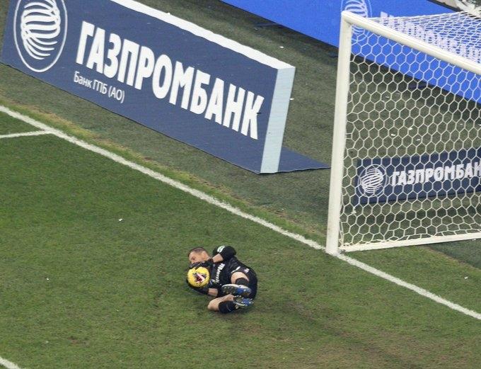 «Зенит» – «Спартак» – 1:0. Текстовая трансляция матча