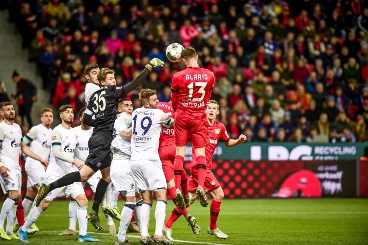 Голы футбольной немецкой бундеслиги