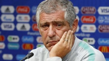 Сантуш: «Никто не хотел получить Португалию из третьей корзины»