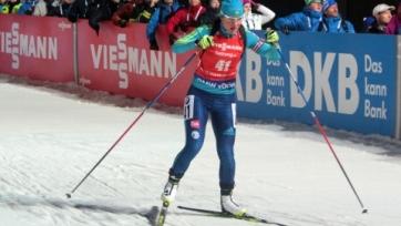 Казахстанская биатлонистка Вишневская заняла 55 место в спринте Кубка мира