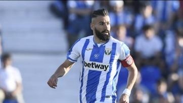 «Леганес» потерял защитника сборной Греции