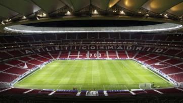 Домашняя арена «Атлетико» может быть дисквалифицирована