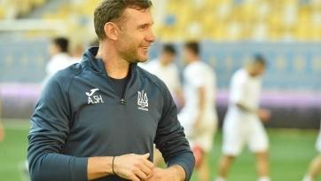 Шевченко назван лучшим тренером Украины 2019 года