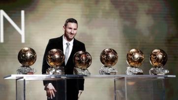 Месси: «Индивидуальные награды – это важное признание, но они всегда вторичны»