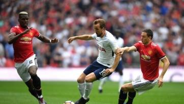 «Манчестер Юнайтед» -  «Тоттенхэм» - 2:1. Текстовая  трансляция матча