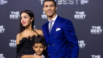 Избранница - Роналду: «Ты – герой с лучшими результатами»