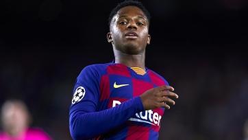 «Барселона» продлила контракт с Фати, установив огромные отступные за игрока