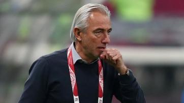 Ван Марвейк отправлен в отставку с поста главного тренера сборной ОАЭ