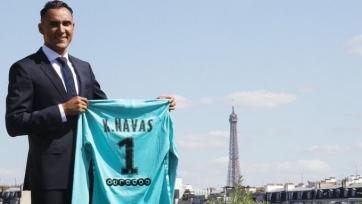 Навас рассказал об уходе из «Реала»