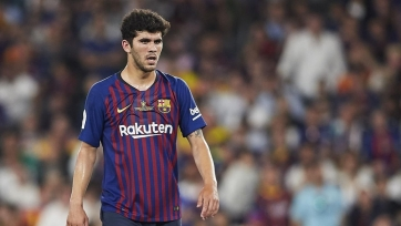 Аленья намерен покинуть «Барселону»