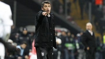 «Бенфика» договорилась с тренером о новом контракте