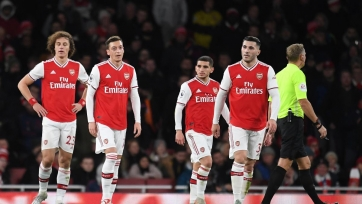 Безвыигрышная серия «Арсенала» – худшая в истории клуба за последние 42 года