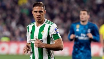 «Бетис» продлит контракт с 38-летним капитаном