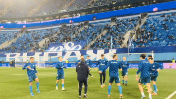 Фанаты «Зенита», «Динамо», «Арсенала» и «Локомотива» покинули стадионы