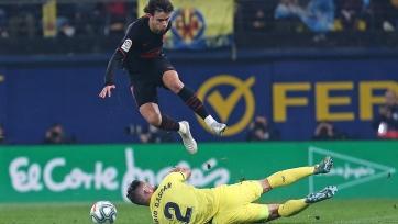 «Вильярреал» и «Атлетико» били-били, но, увы, голов не забили