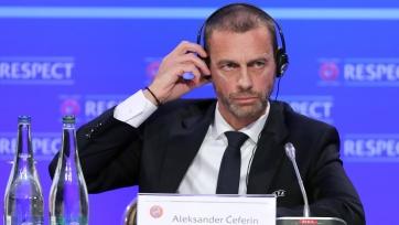 Чеферин: «Перенос Евро-2020 дорого обойдется УЕФА, но все понимали, что должны чем-то пожертвовать»