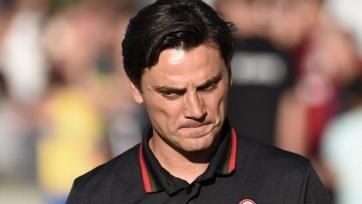 Бывший тренер «Милана» заберет к себе трех игроков «Милана»