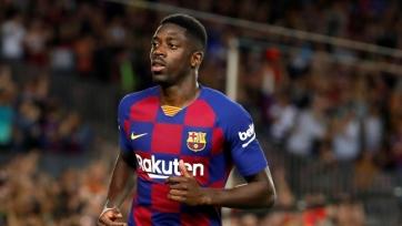 «Барселона» продаст Дембеле следующим летом