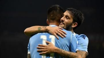 «Ювентус» в Риме уступил «Лацио» и упустил шанс выйти на первое место в Серии А