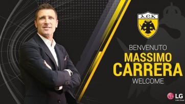 Официально: Каррера – главный тренер АЕКа