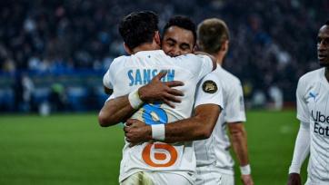 «Марсель» добыл волевую победу над «Бордо»