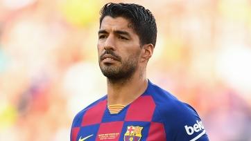 Невероятный гол пяткой от Суареса в матче против «Мальорки». Видео