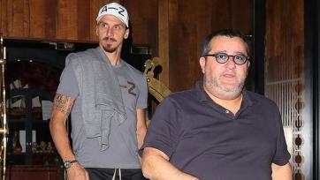 Райола: «Ибрагимович необязательно продолжит карьеру в Италии»