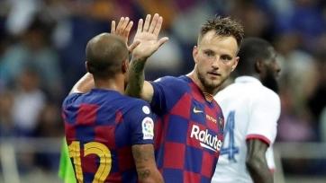 Ракитич: «Барселона» - лучшее место для завоевания трофеев»