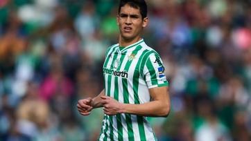 «Атлетико» нацелился на защитника «Бетиса»