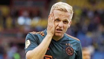 Ван де Бек опроверг вероятность своего перехода в «Реал»