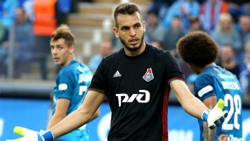 «Локомотив» улетел в Мадрид без Гильерме