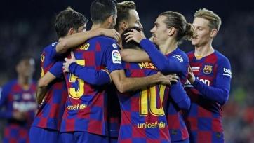 «Барселона» - лидер европейских топ-5 лиг среди «коллег»-чемпионов