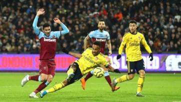 «Арсенал» совершил победный камбэк в гостях у «Вест Хэма»