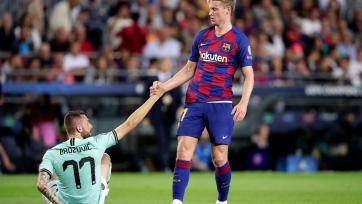 «Интер» – «Барселона». 10.12.2019. Прогноз и анонс на матч Лиги чемпионов