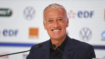 Официально: Дешам продлил контракт со сборной Франции