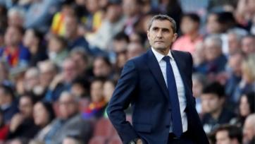 Вальверде: «Барселона» чувствует себя обязанной выиграть Лигу чемпионов»