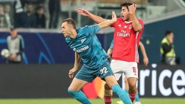 «Зенит» впервые за 10 лет не вышел в плей-офф еврокубков