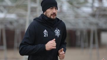 Вратарь «Тобола» вернулся в «Актобе»