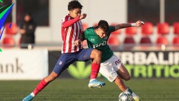 «Локомотив» U-19 на минорной ноте завершил борьбу в группе Юношеской лиги УЕФА