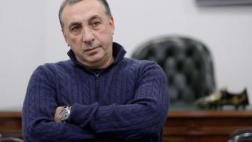 РФС рассмотрит вопрос об отстранении Гинера от футбольной деятельности