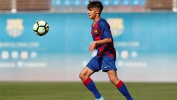 «Манчестер Сити» нужен 15-летний талант «Барселоны»