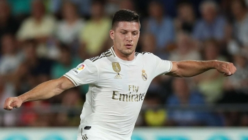 «Реал» рассматривает возможность отправки Йовича в аренду