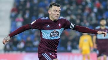 Аспас оказался под вопросом на матч с «Мальоркой», которой еще не забивал