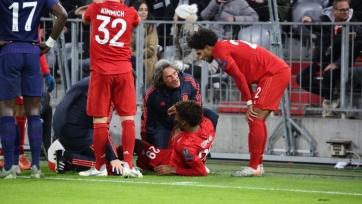 Врач «Баварии»: «Коману очень повезло»