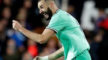 Бензема: «Хочу выиграть Ла Лигу в этом сезоне»