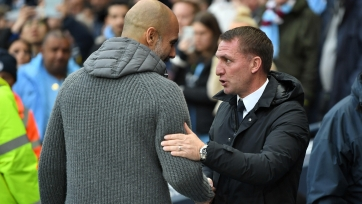 Роджерс – главный и единственный кандидат на пост тренера «Манчестер Сити»