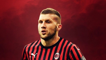 «Милан» может досрочно завершить аренду Ребича