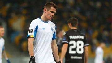 Форвард киевского «Динамо» провалил допинг-тест