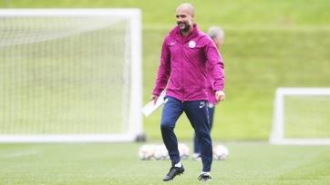 Гвардиола: «Я уже несколько раз говорил, что мне хорошо в «Манчестер Сити»