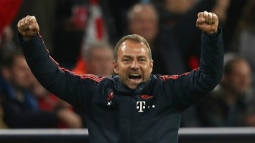 Флик останется тренером «Баварии» до конца сезона